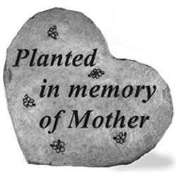Mother Memorial Tree Marker