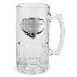 St. Louis Rams Moby Beer Mug