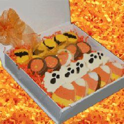 Halloween Oreo Cookie Gift Box