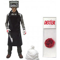Dexter Dark Passenger Action Figure