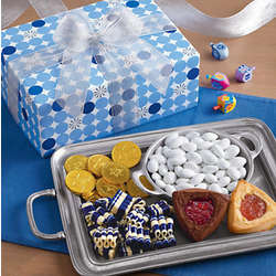 Hanukkah Treats Gift Box