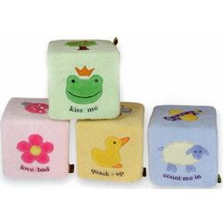 Rich Frog Big Soft Baby Blocks