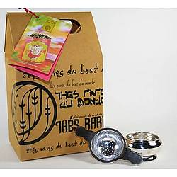 Chai Tea in a Caddy Gift Set