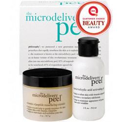 Peptide/Vitamin C Microderabrasion Peel