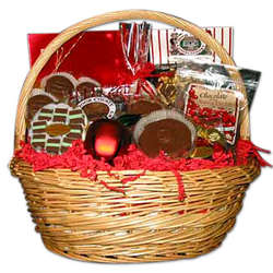Gourmet Chocolates Gift Basket