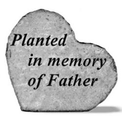 Father Memorial Tree Marker