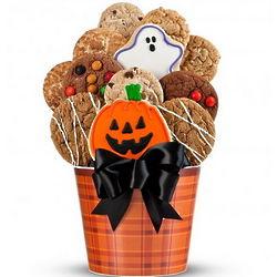 Halloween Cookie Bucket