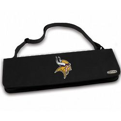 Minnesota Vikings BBQ Tools Tote