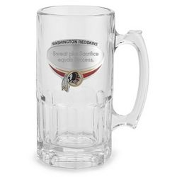 Washington Redskins Moby Beer Mug