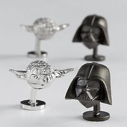 Star Wars 3D Cuff Links