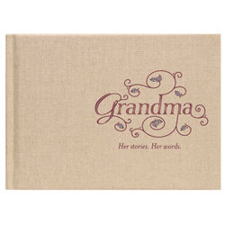 My Grandma Her Stories Her Words Journal