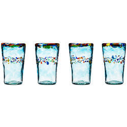 Recycled Verano Drinking Glasses