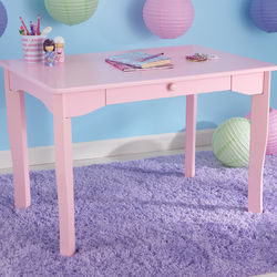 Kid's Pink Avalon Table