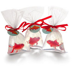 Goldfish in a Bag Soaps