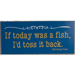 If Today Was a Fish Sign