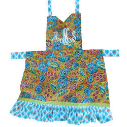 Personalized Sunday Afternoon Pattern Apron