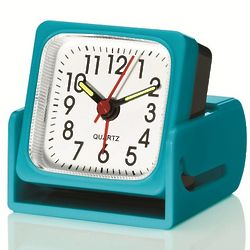 Travel Smart Analog Ascending Alarm Clock