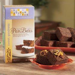 Gluten Free Pan Bars