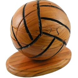 Volleyball 3D Jigsaw Wooden Puzzle