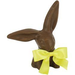All-Natural Solid Milk Chocolate Handmade 7-Oz. Floppy Ear Bunny