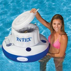 Mega Chill Floating Cooler