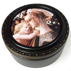 Botticelli's Madonna and Child Trinket Box