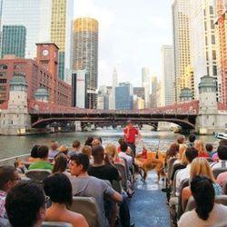 Chicago River Architecture Tour for 1