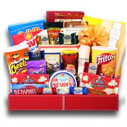 Ultimate Party Snack Basket