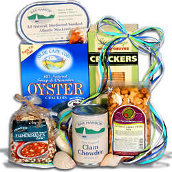 Catch of the Day Seafood Gift Basket