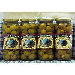 Gourmet Stuffed Olives Variety Pack