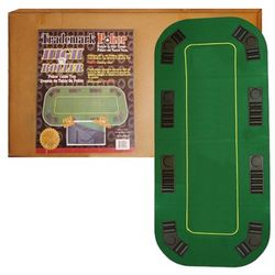 Texas Hold'em Full-Size Folding Table Top