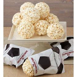 Box of 24 Popcorn Soccer Balls