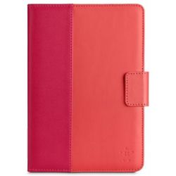 iPad Mini Pink Classic Tab Cover with Stand