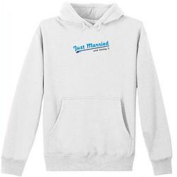 Just Married and Loving It Women's Midweight Hoodie