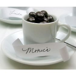 Mini Tea Cups and Saucers