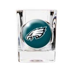 Personalized Philadelphia Eagles Shot Glass