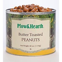 Tin of Virginia Extra Large Peanuts