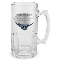Tennessee Titans Moby Beer Mug
