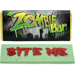 Zombie Chocolate Bar
