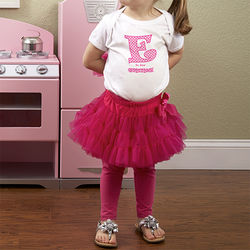 Girl's Tutu Petti-Skirt