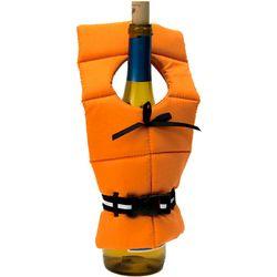 Wine Bottle Life Preserver Cover