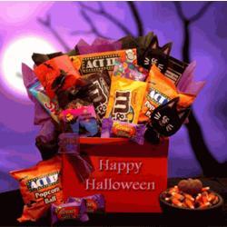 Happy Haunting Halloween Gift Box