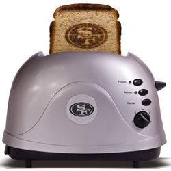 ProToast NFL San Francisco 49'ers Toaster