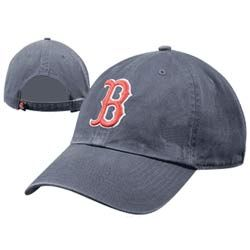 Cotton Red Sox Cap