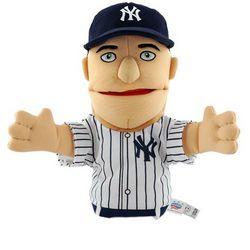 Yankees Alex Rodriguez Hand Puppet