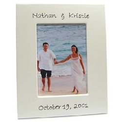 Personalized Classic Wedding Frame