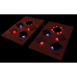 Lighted Bean Bag Toss Lawn Game