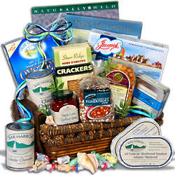 Fisherman's Feast Seafood Gift Basket