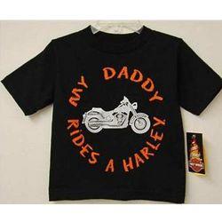Harley Davidson Toddler Tee