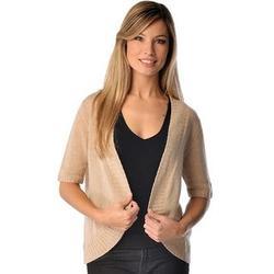 Pure Cashmere Shrug Sweater